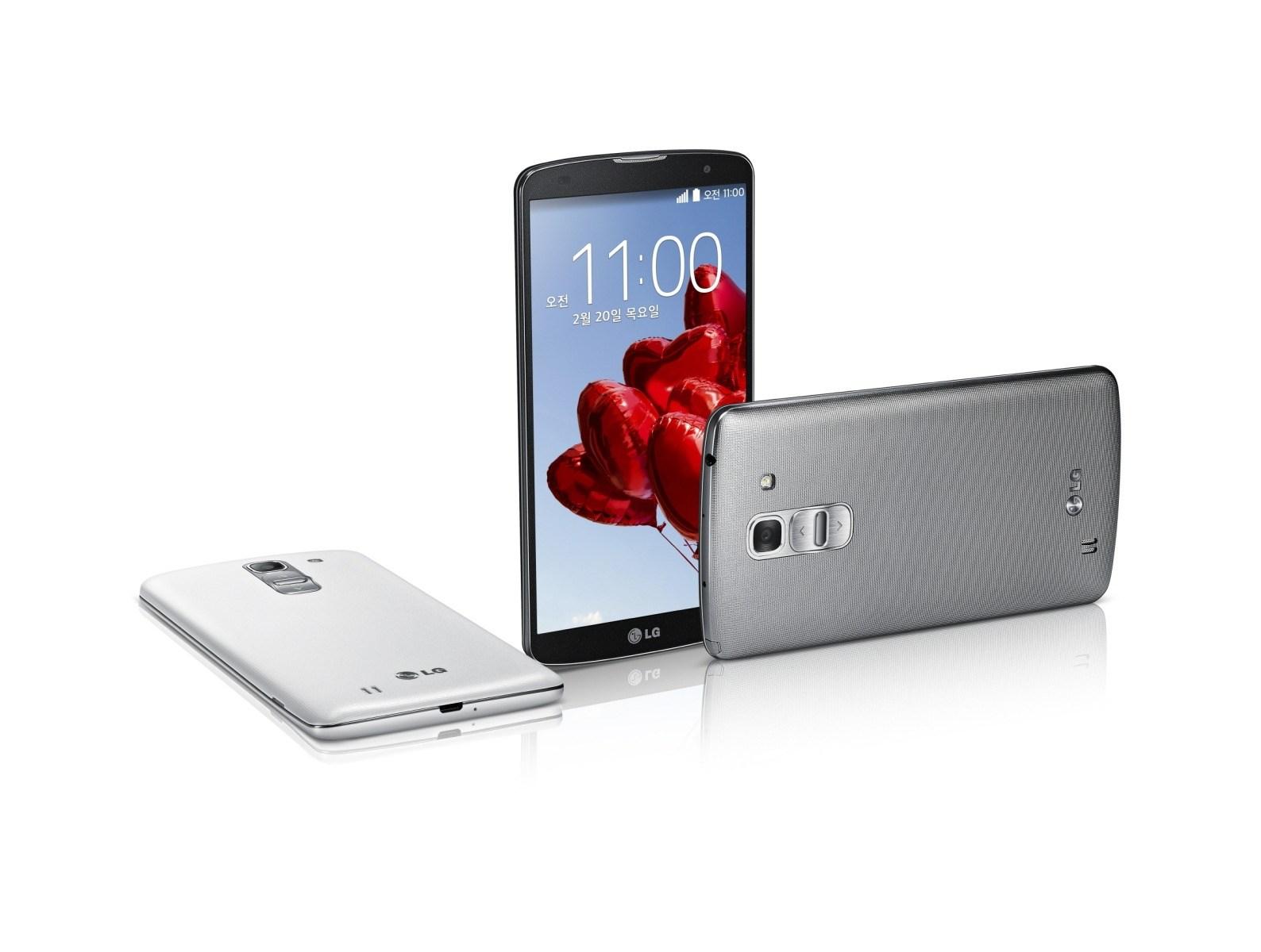 kurz gemeldet: LG G Pro 2: Smartphone-Flaggschiff mit Ultra-HD-Videos