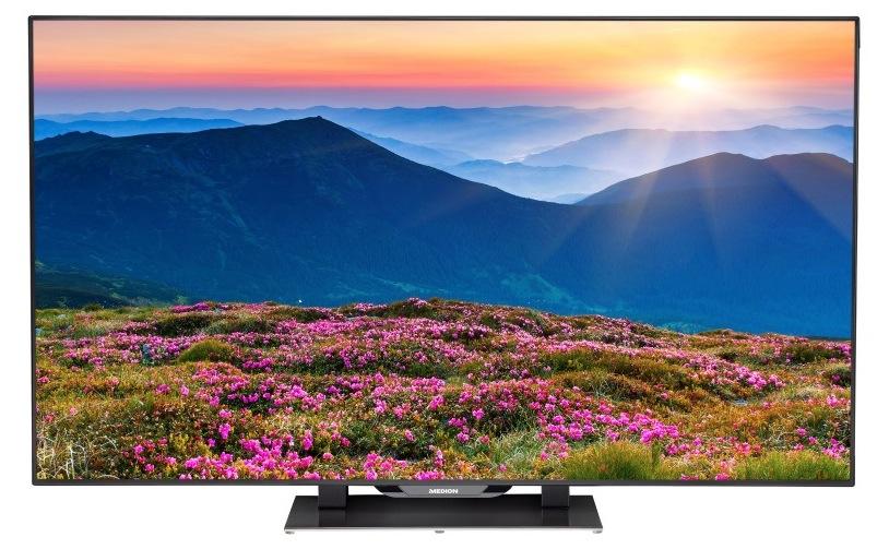 Medion Life X18017 und Life X18019: Günstige 50 und 65 Zoll UHD 4k-Fernseher ab 999 Euro