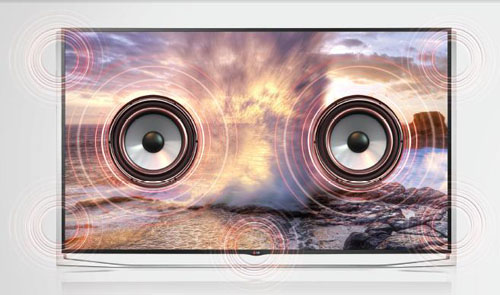 Ultra Surround Sound System passend zu Ultra-HD von LG-Harman/Kardon