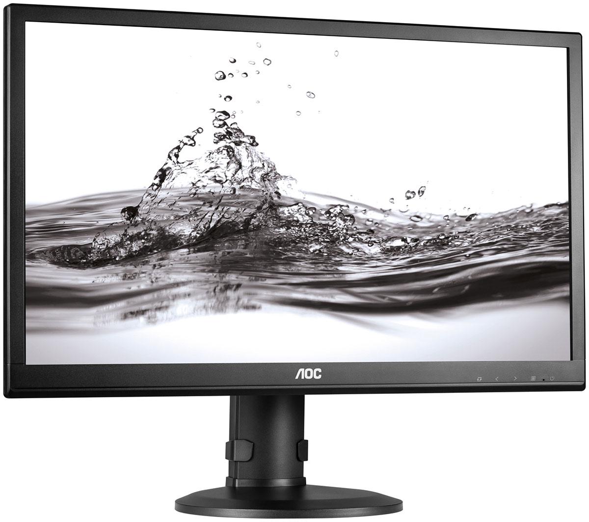 AOC u2868Pqu: 28-Zoll UHD-Monitor mit 60 Hz und 1ms Reaktionszeit