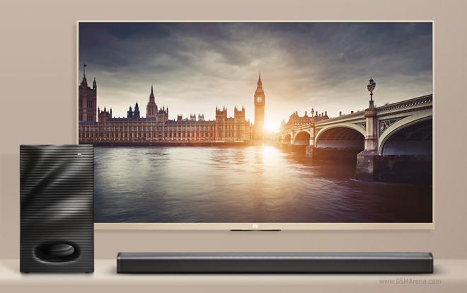 Xiaomi Mi TV 2: 4K Fernseher für 470 Euro in China vorgestellt