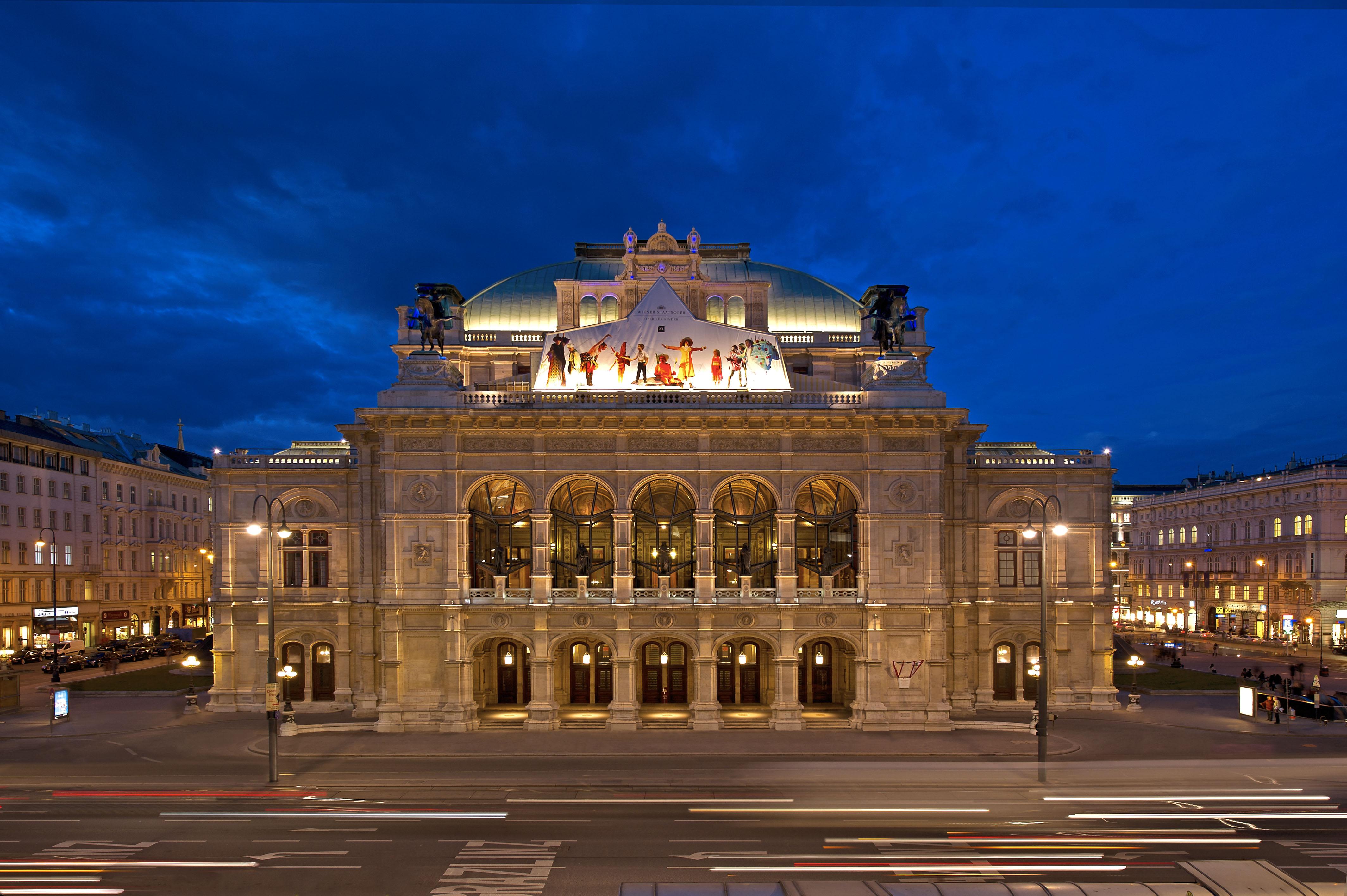 Weltpremiere: Opern UHD Live-Stream der Wiener Staatsoper in Kooperation mit Samsung