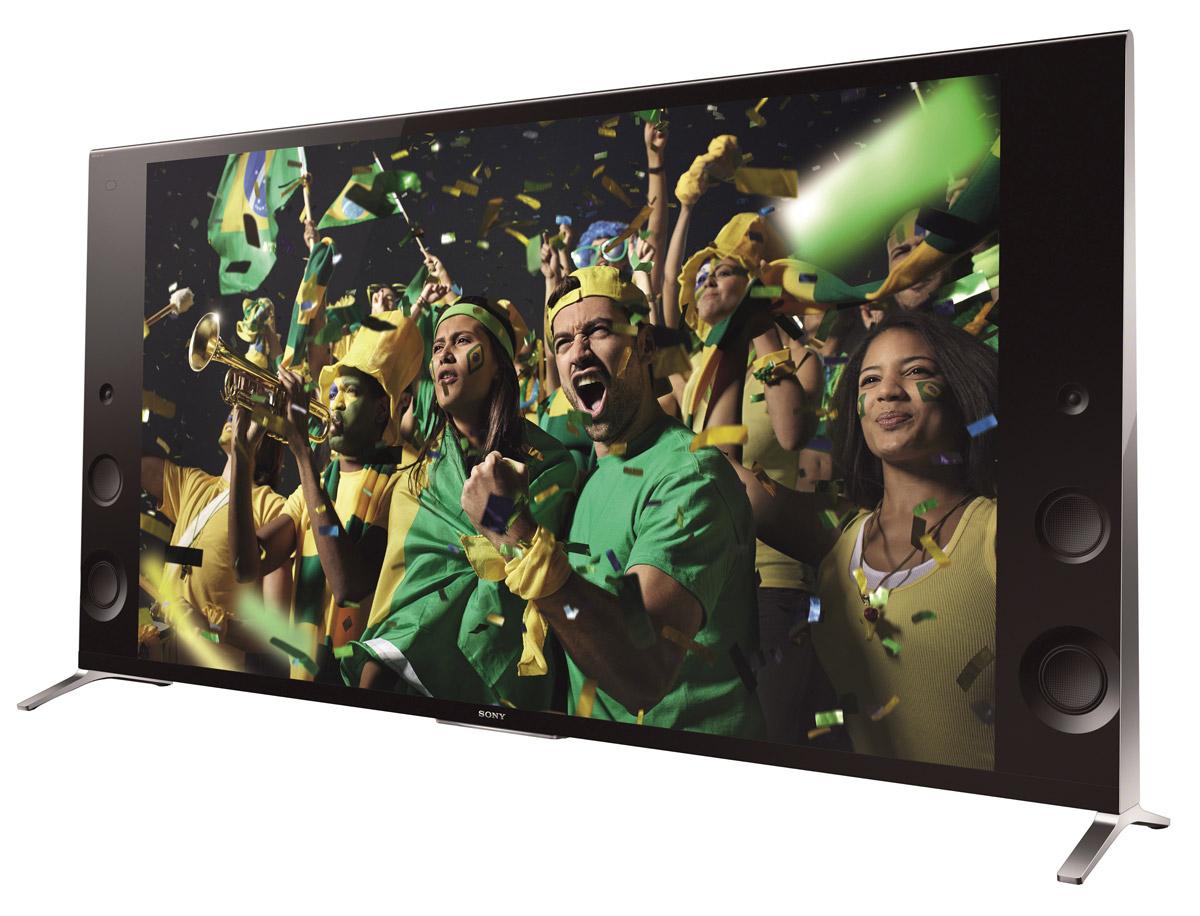 WM 2014 auf UHD gibt's nicht! Gibt's doch! Sony zeigt Ausschnitte in 4k