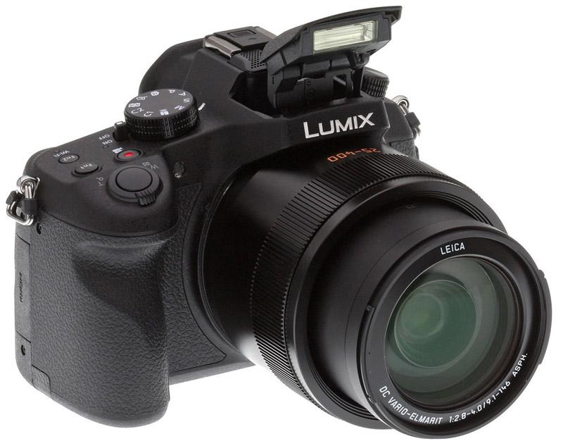 Panasonic präsentiert mit der FZ1000 die weltweit erste Bridgekamera mit 4K-Unterstützung