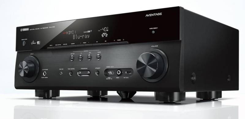 Yamaha AVENTAGE RX-A740, RX-A840: UHD 4k AV-Receiver