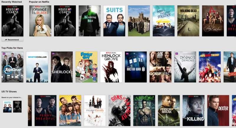 Netflix 4k Angebot