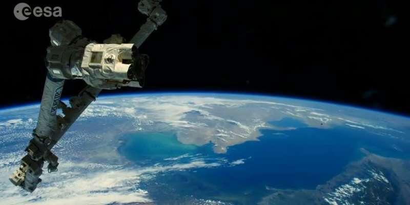 UHD Video Content aus 400km Höhe: ESA liefert Bilder der Erde