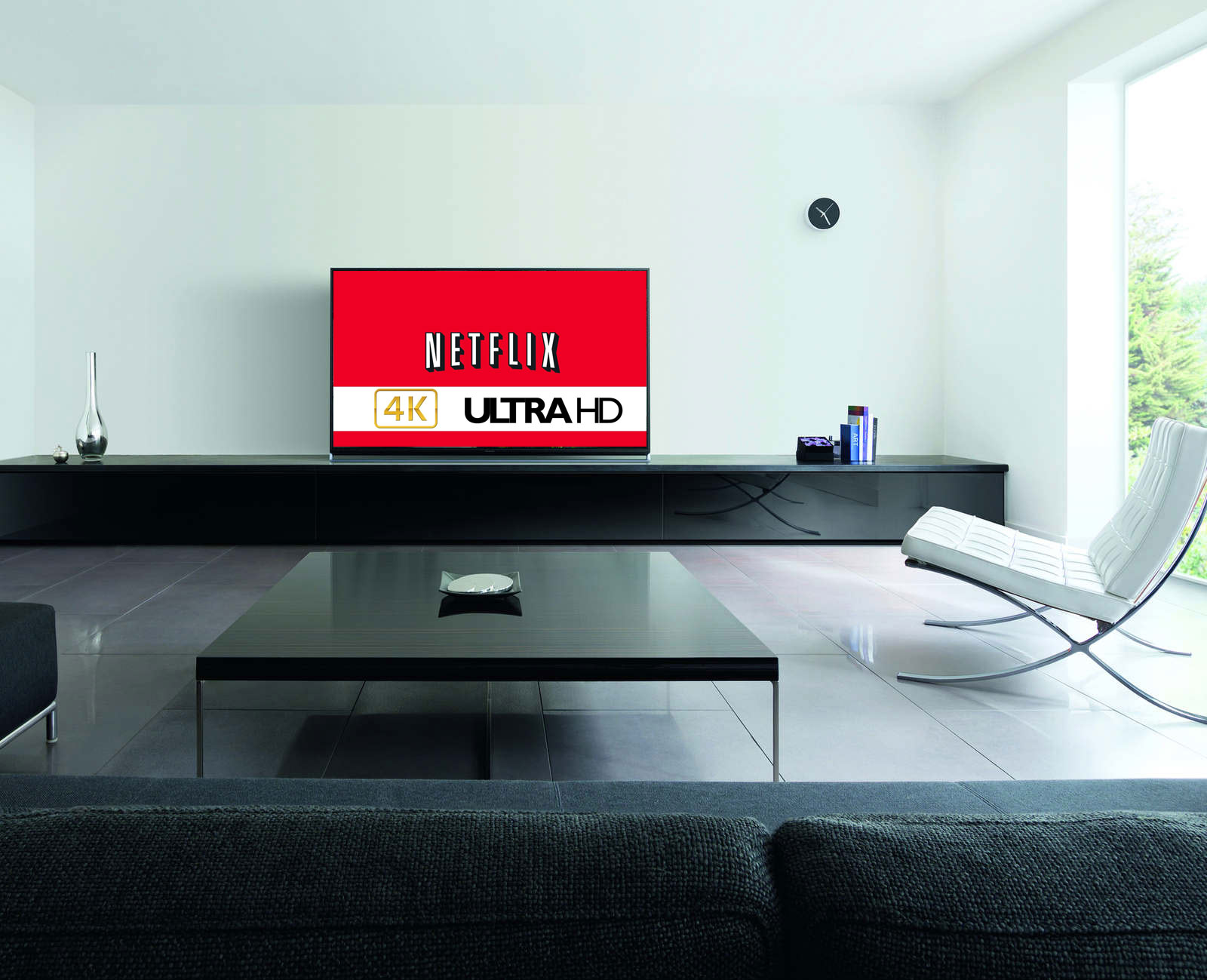 Die Panasonic AXW804 Serie kann ab 11.11. Netflix in 4K