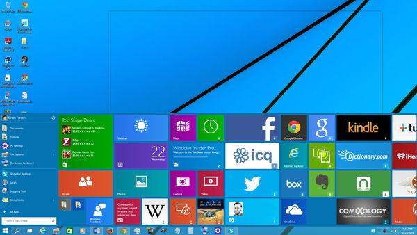 Microsoft Windows 10 unterstützt 8K Displays