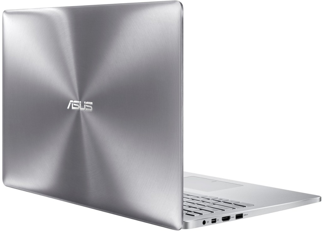 Asus ZenBook Pro UX501 Design