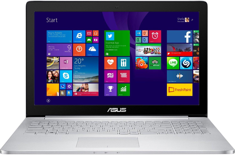 4k-Ultrabook Asus ZenBook Pro UX501 ab sofort verfügbar