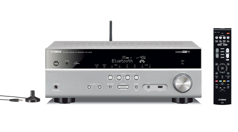 AV-Receiver: neue Yamaha RX-V79-Serie