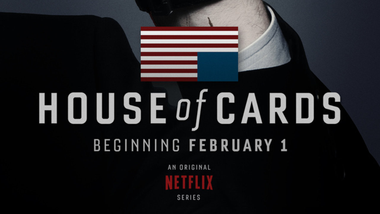Netflix streamt ab sofort House of Cards in 4K