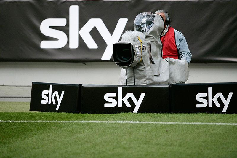 Erfolgreicher UHD Live-TV Test von Sky live in der Fussball-Bundesliga am 26.04.2014