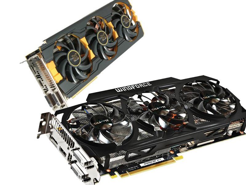 4K Grafikkarten - Radeon R9 290X, Nvidia GTX Titan & Co.