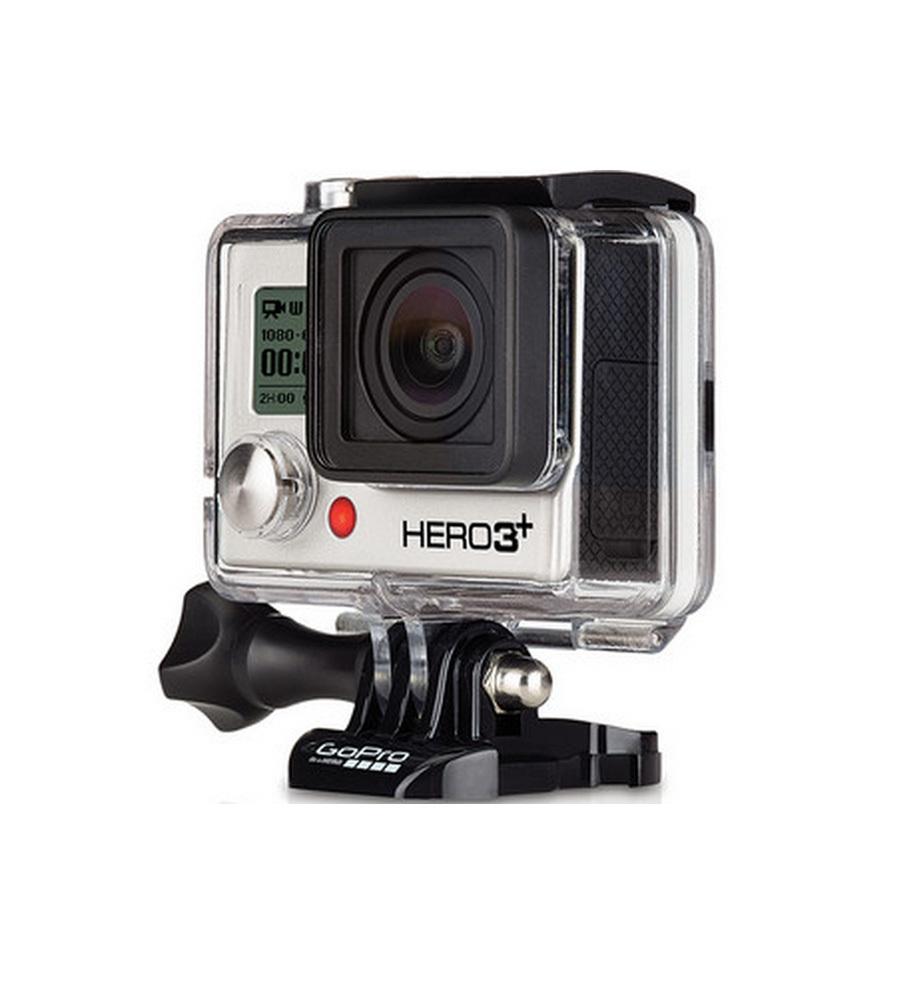 GoPro Hero 3+ Black Edition nicht wirklich für UHD-Videos geeignet
