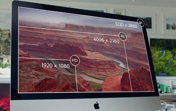 Apple 5K Retina iMac - kein Target-Display-Modus!