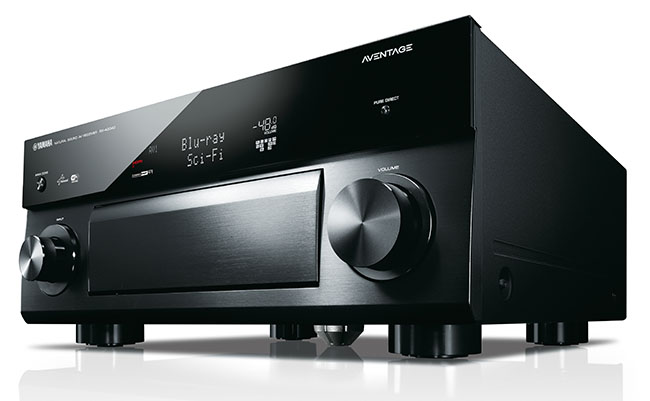 neue AVENTAGE AV-Receiver RX-A1040, RX-A2040 und RX-A3040 von Yamaha